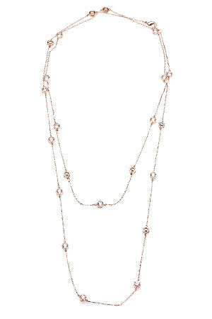 Swarovski Long-Strand Necklace
