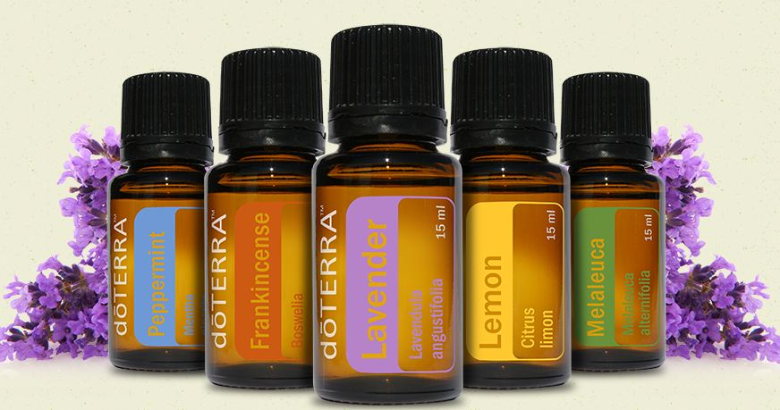 Doter Essential Oils Hawaii