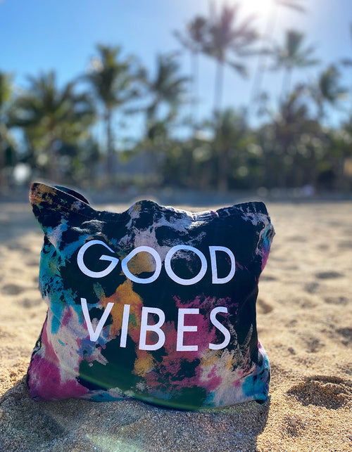 Good Vibes Tote - Techno Groove