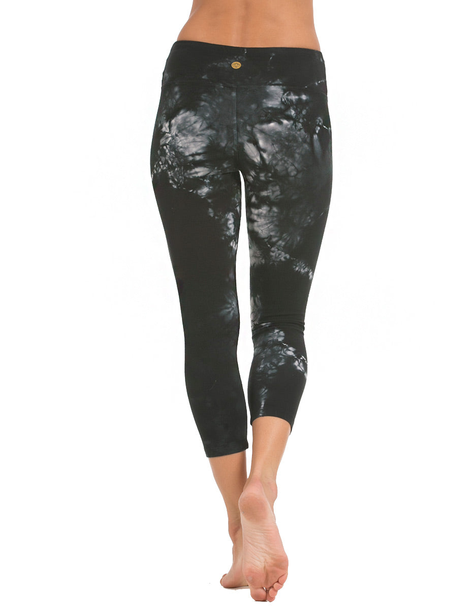 Capri Leggings - Nirvana Wash