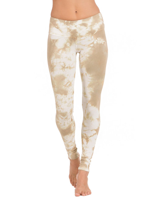 Long Leggings - Nirvana Wash