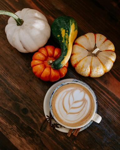 James Coffee Pumpkin Spice Latte Recipe