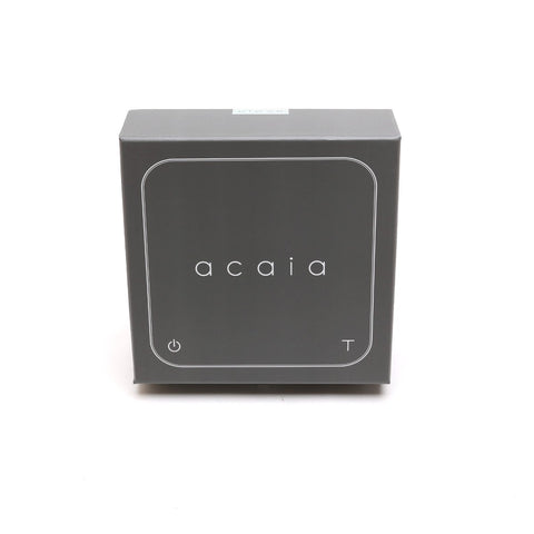 Acaia Pearl Scale in Box