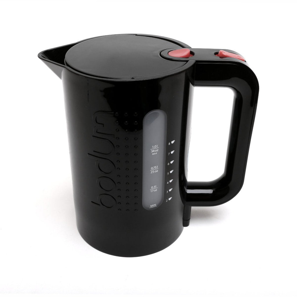 Bodum Electric Water Kettle Black