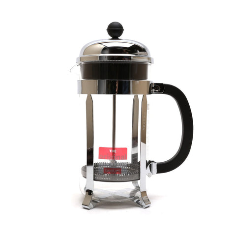 Bodum French Press Chambord Chrome 34 oz