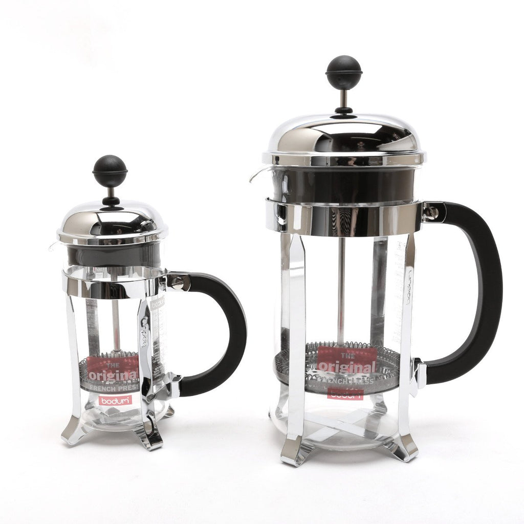 Bodum French Press Chrome