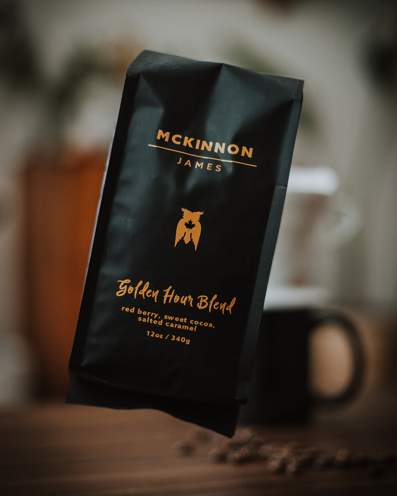 Golden Hour Blend Gift Coffee Subscription