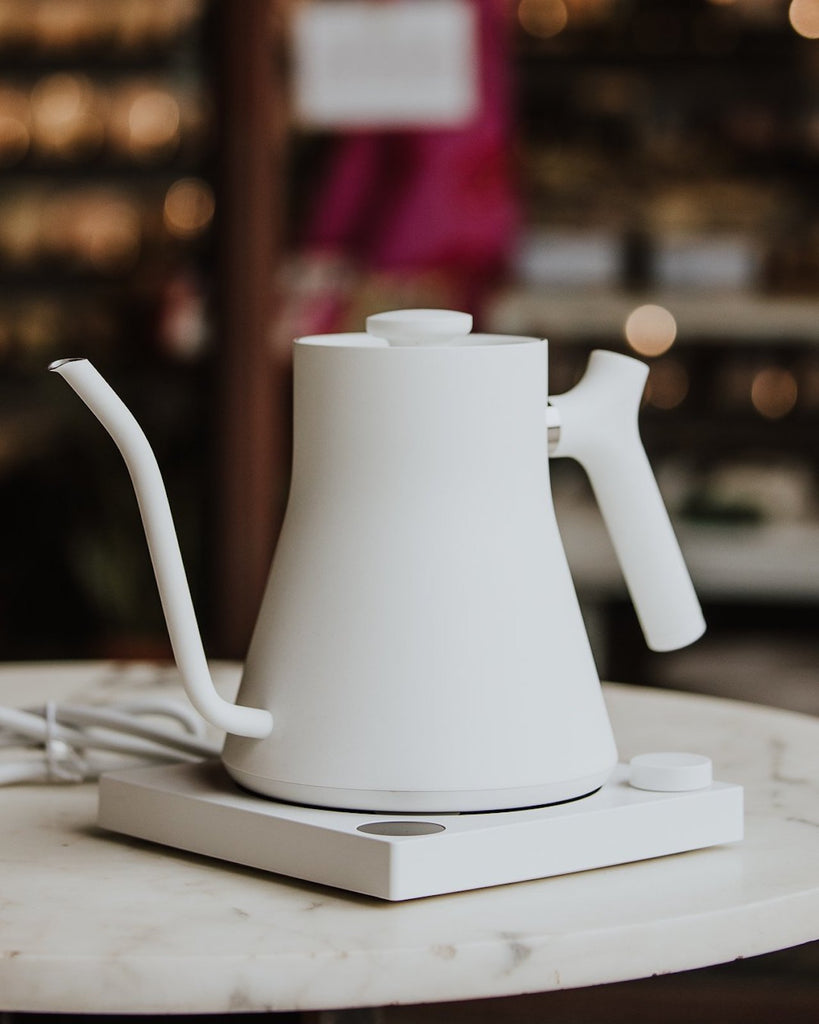 Pourover Stagg Kettle EKG - Matte White