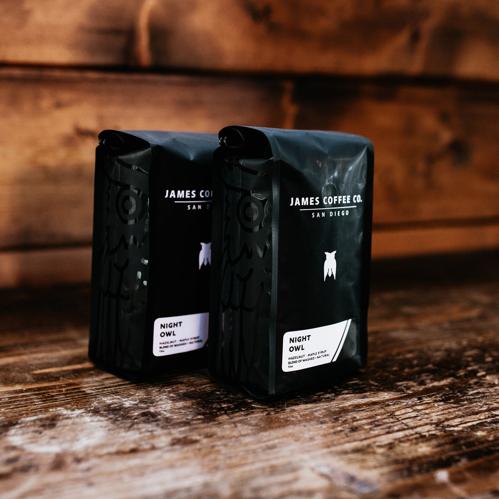 Night Owl Gift Coffee Subscription