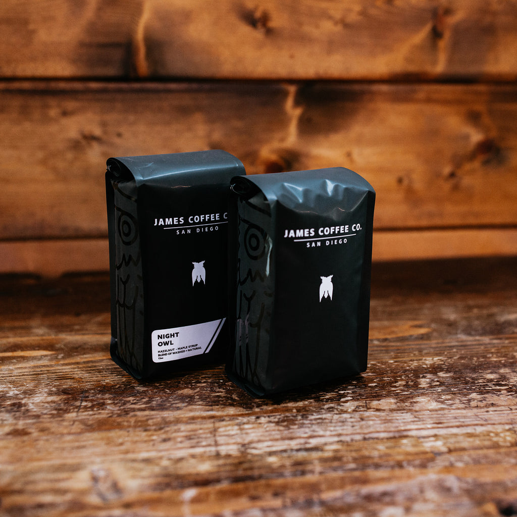 Night Owl/Roaster Choice Gift Coffee Subscription
