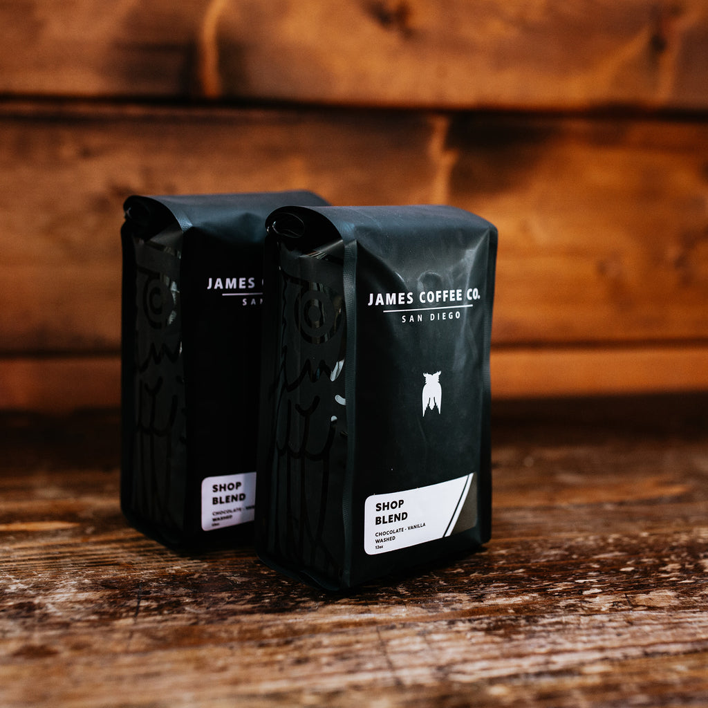 Shop Blend Gift Coffee Subscription