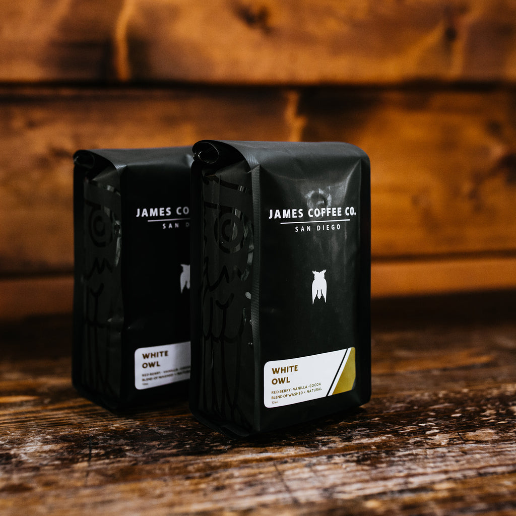 White Owl Gift Coffee Subscription