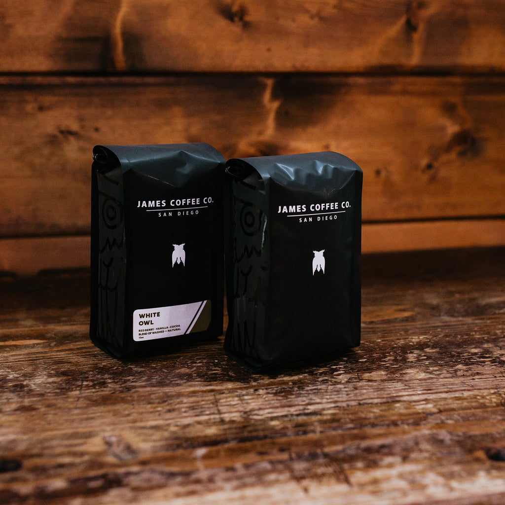 White Owl/Roaster's Choice Gift Coffee Subscription