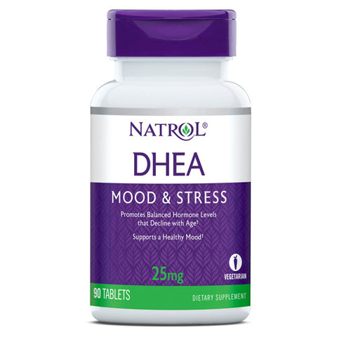 NATROL DHEA 25 mg 90 tablets