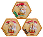 Tortuga Rum Cakes 4 Oz 3 Pack - Coconut - Pineapple - Chocolate