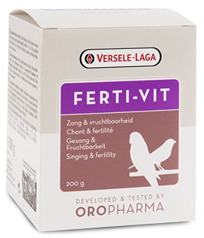 Ferti-vit Bird Singing & Fertility 200g by Oropharma