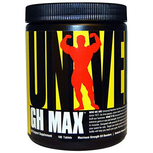 GH Max 180 Tablets by Universal Nutrition