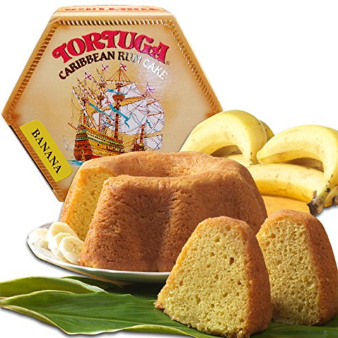 Image of Tortuga Rum Cake Banana 16 Oz