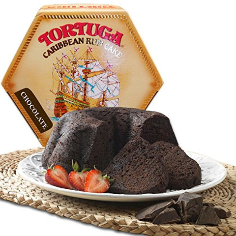 Tortuga Rum Cake Chocolate 16 Oz