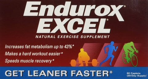 Endurox Excel Endurance Supplement 60 caps