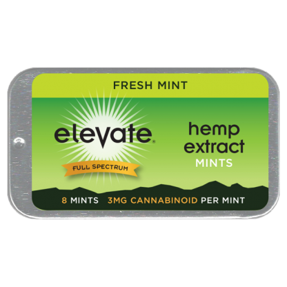 Elevate® Hemp Extract Mints