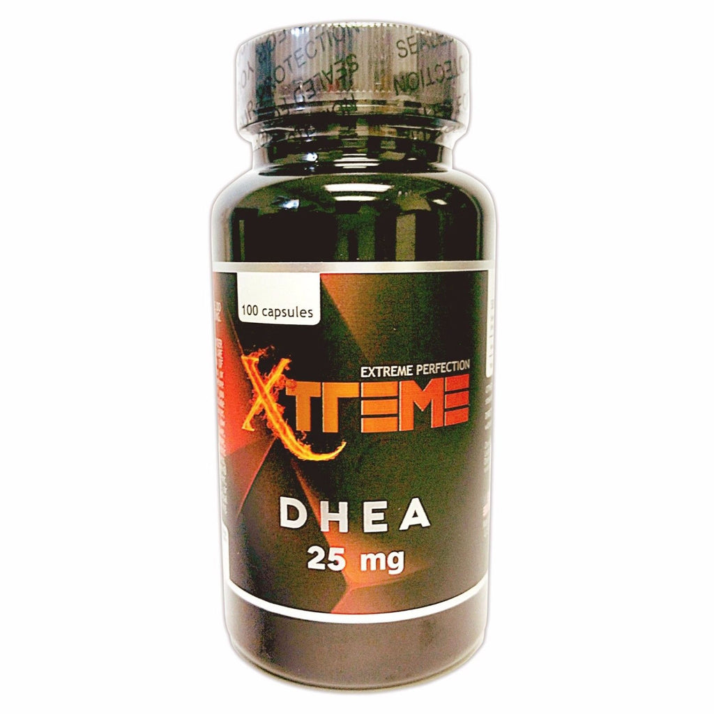 Xtreme DHEA 25mg 100 caps