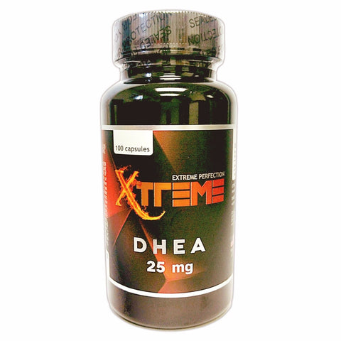 Image of Xtreme DHEA 25mg 100 caps
