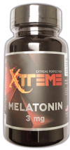 Image of Xtreme Melatonin 3mg 100 tabs