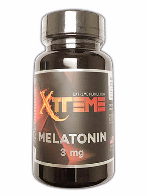 Xtreme Melatonin 3mg 100 tabs