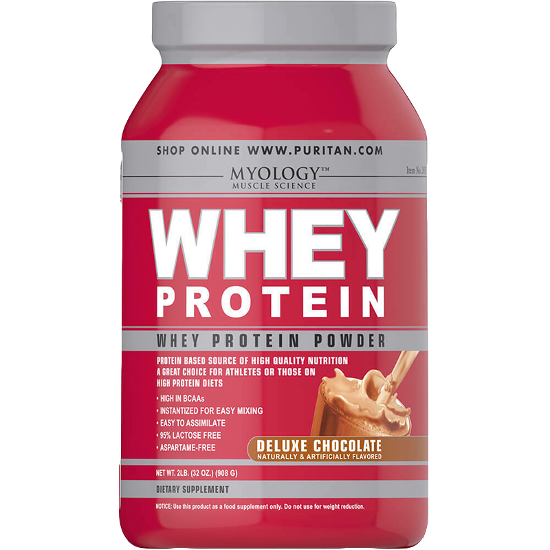 Whey Protein by Myology Chocolate