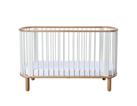 best modern baby beds cribs eco-friendly non-toxic scandinavian rattle me that