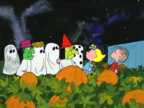It's the Great Pumpkin Charlie Brown | Best Halloween Movies for Kids | rattle me that