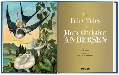 Hans Christian Anderson Fairytales Book | unique baby gifts | rattle me that