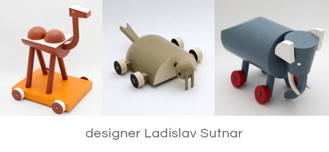 ladislav sutnar children's toys | rattle me that