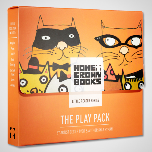 The Play Book Pack