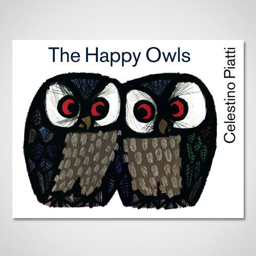 The Happy Owls by Celestino Piatti