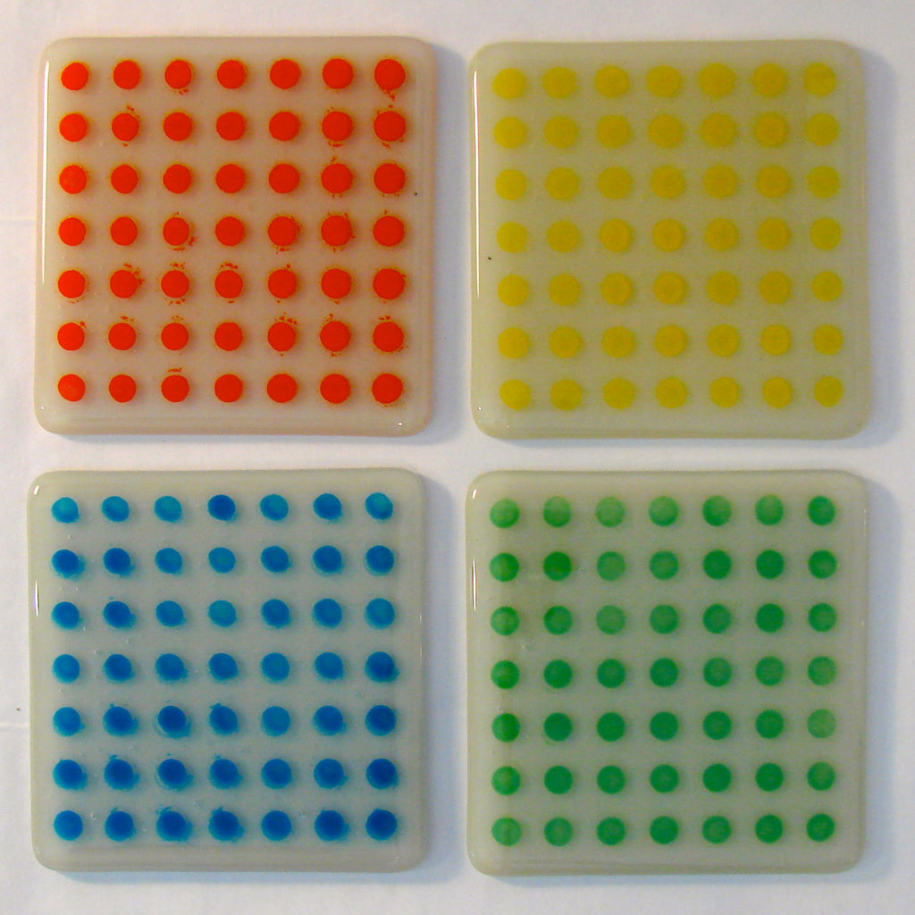 Dot Candy Coaster