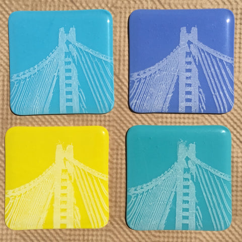 Bay Bridge Coasters