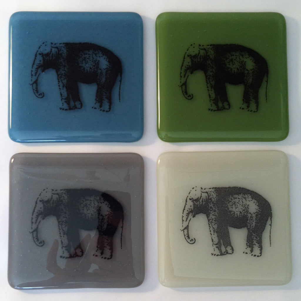Elephants Coasters
