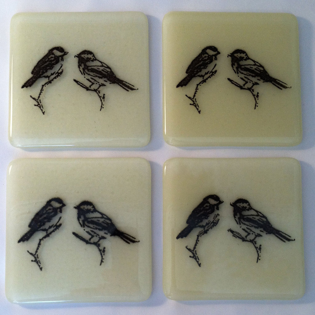 Love Bird Coasters
