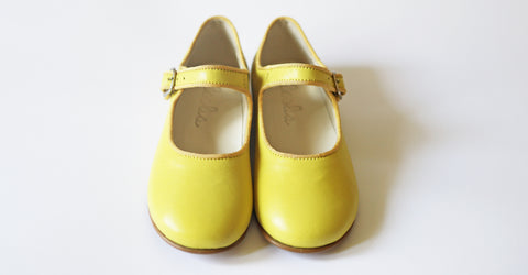 *SS20 Bird Yellow Coolis