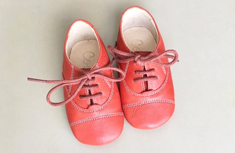 Baby Barefoot Navy Terracotta Coolis