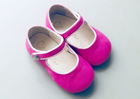 Baby Barefoot Summer Fucsia Coolis