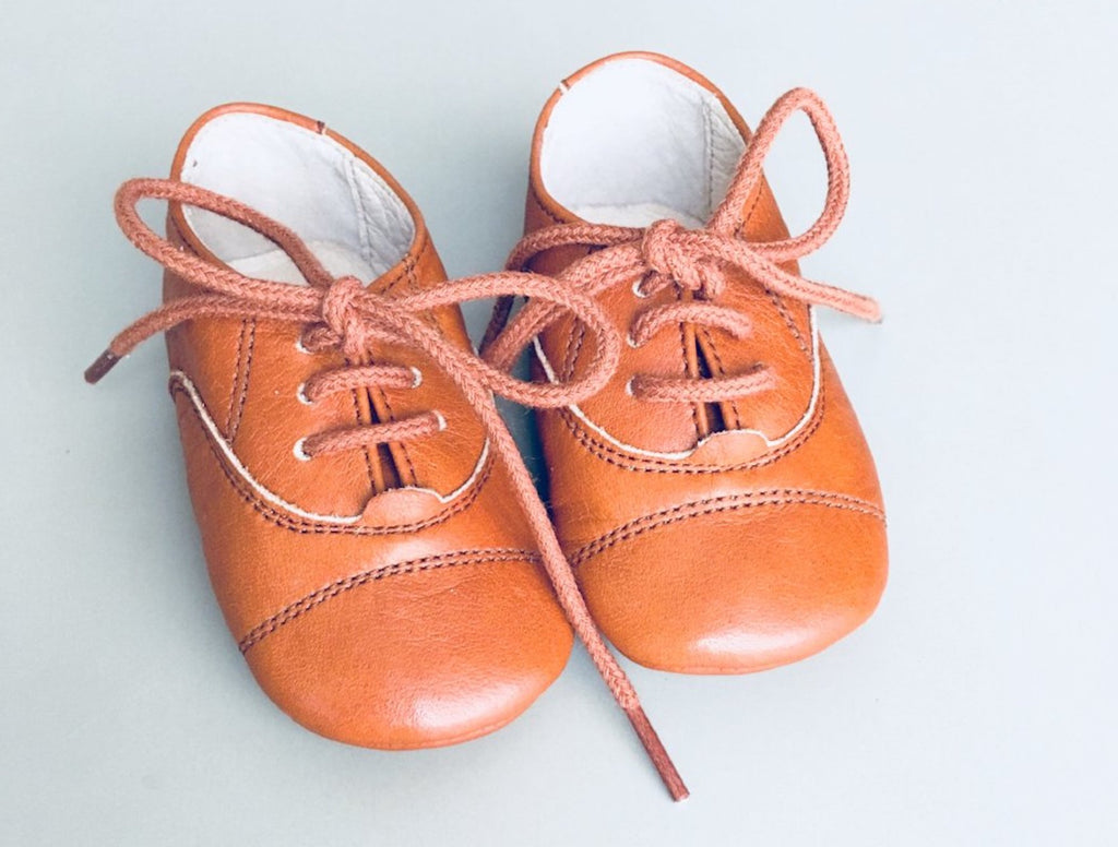Baby Barefoot Wood Brown Coolis