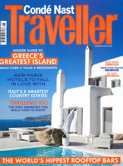Diane Raulston and DR Fashion is featured in Condé Nast Traveller—August, 2015