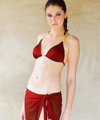 Silky Chiffon Sarong, $36 or FREE with Purchase
