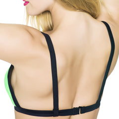 Triangle Bikini Top in Various Colors—Sporty Collection