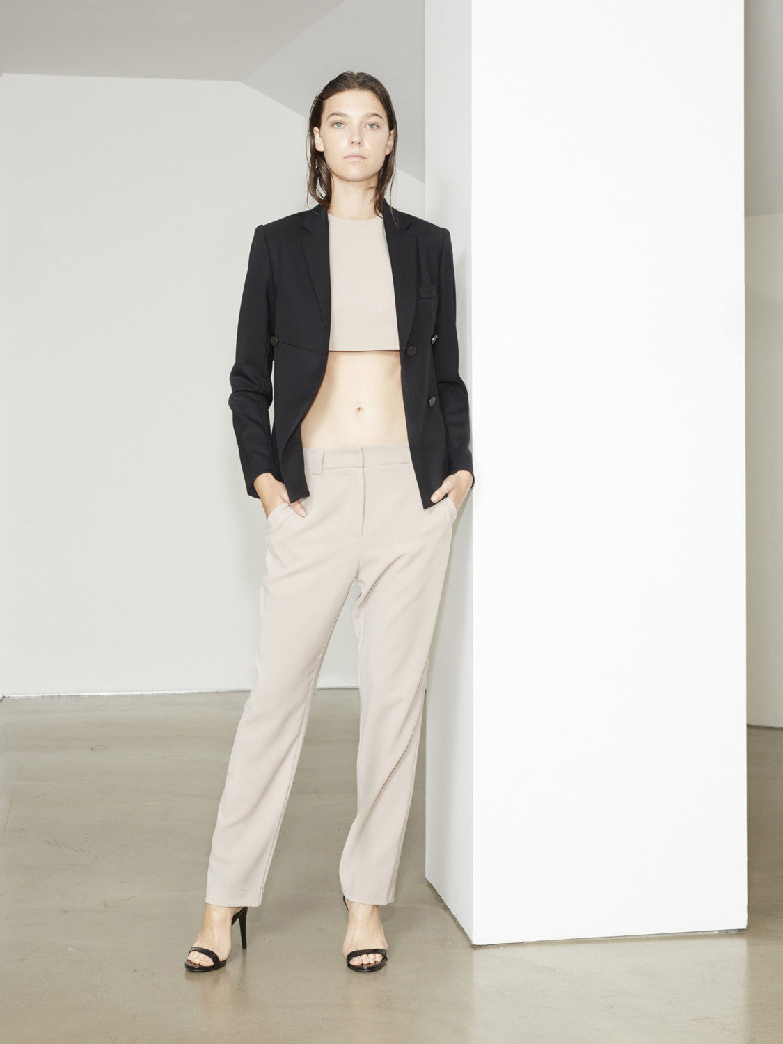 Icon Trouser Crepe