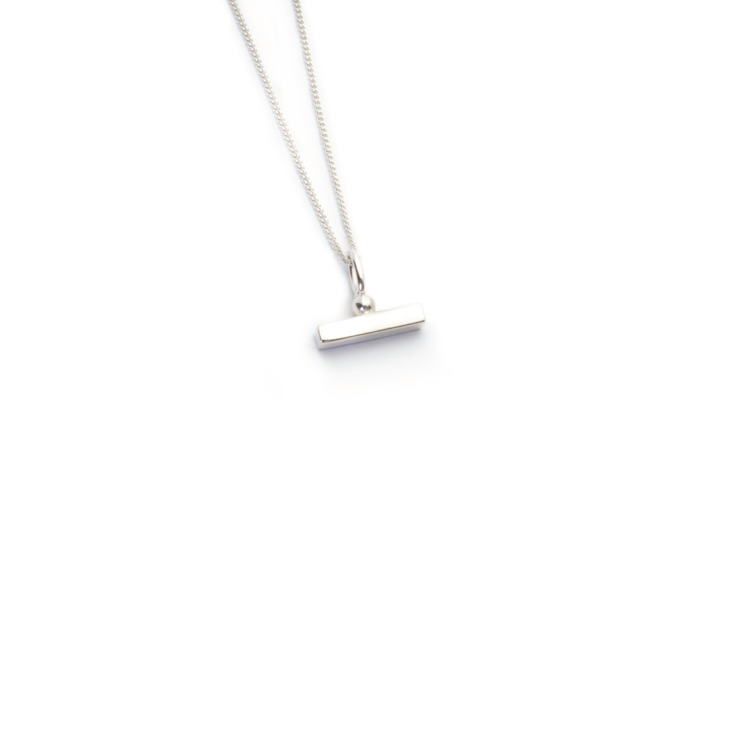 Chloe Necklace - Silver