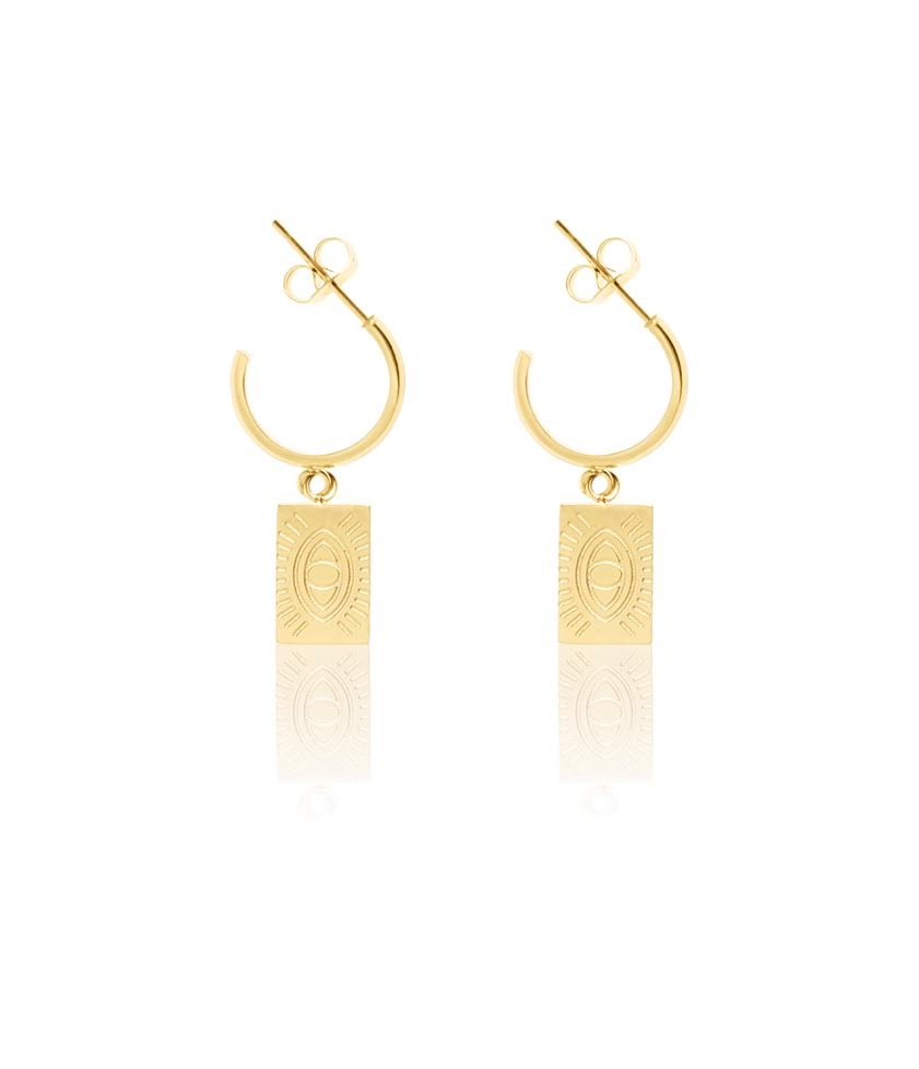 Protection Hoops - Gold